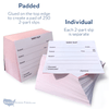 Tardy Slip (123) 2-part padded or individual