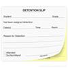 Detention Slip (147)