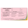 Bilingual Conduct Referral - 4 part carbonless with English and Spanish parent copies (207)