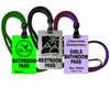 Hall Pass Tags