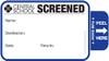 Screened Label Registry Book - Self-Expiring 808