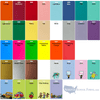 34 Different PVC Colors and Designs to Choose From!