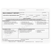 Bus Conduct Report - #175 4-part NCR form - with optional Imprint