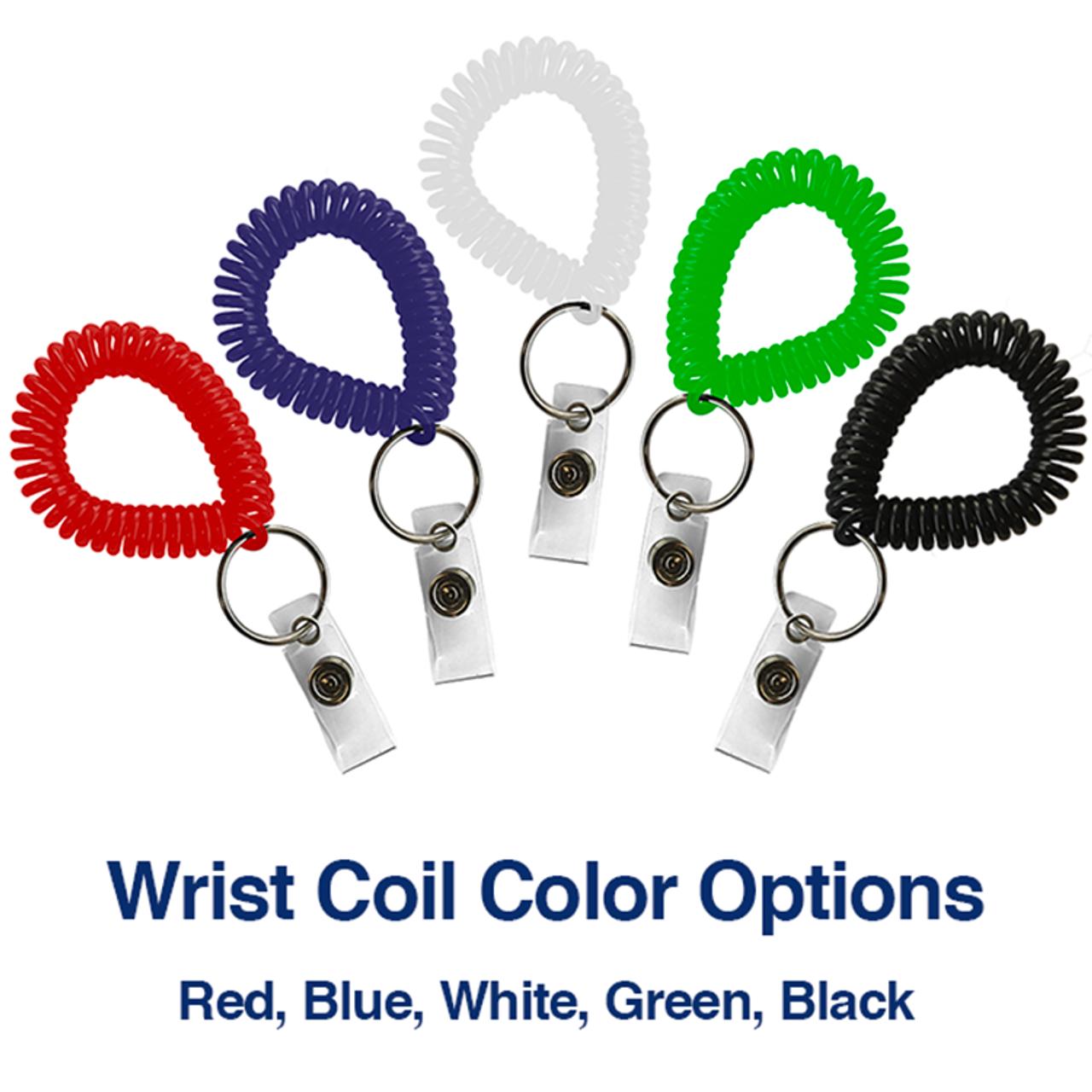 Wrist Coil Color Options