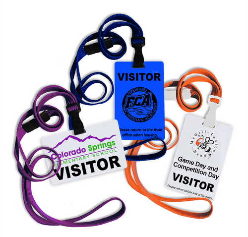 VISITOR PRODUCTS - Visitor Label Books - NationalSchoolForms com