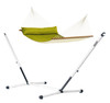 DELUXE PORTABLE HAMMOCK SET - LIME (out of stock)