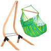 KINGSIZE HAMMOCK CHAIR SET - SAMBA