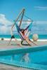 KINGSIZE HAMMOCK CHAIR SET - SURF