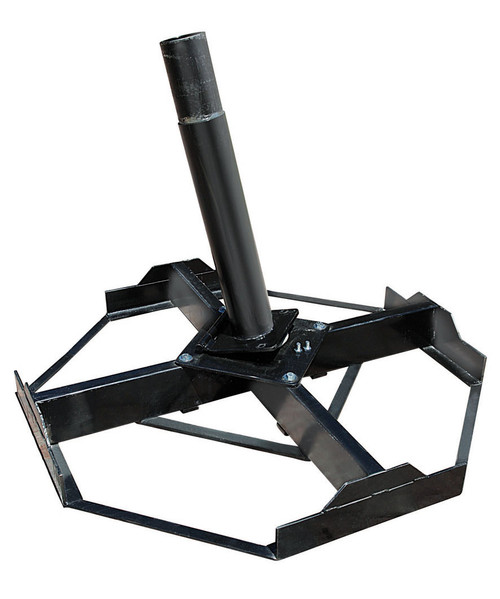 Base frame for 4 weights