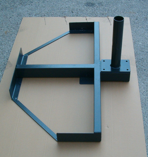 Base frame for 2 stone weights