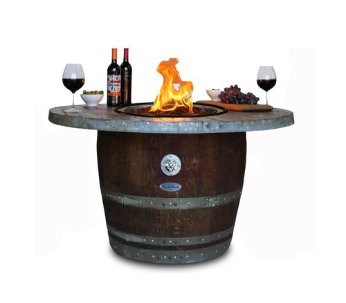 ESTATE - Wine Barrel Fire Pit