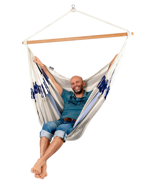KINGSIZE HAMMOCK CHAIR SET - SURF