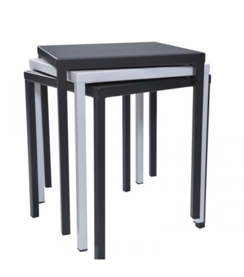 Tables stack nicely.