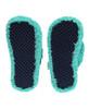 Sea Turtle Spa Slippers - Women's