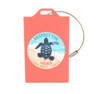 Respect The Locals Hatchling Luggage Tag