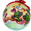 """Baby Turtles 3"""" Ball Ornament"""