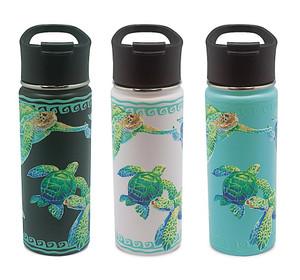 Honu Turtle Island Flask Tumbler