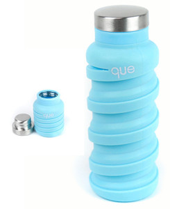 que Bottle 12oz - Collapsible