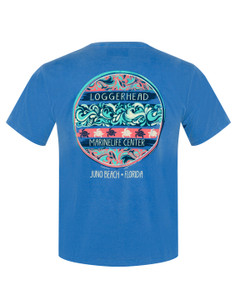 Lagoon Sea Turtle Short Sleeve Shirt