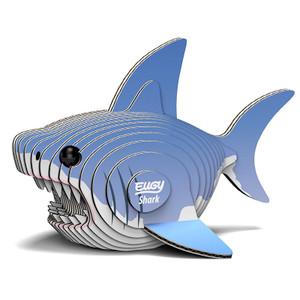 Shark 3D Cardboard Kit Set Model