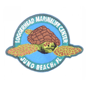 LMC Embroidered Turtle Patch