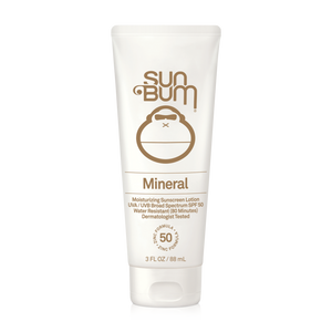 Mineral SPF 50 Sunscreen Lotion