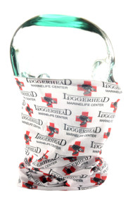 LMC Red Cross Face Neck Gaiter