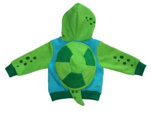 Sea Turtle 3D Hoodie