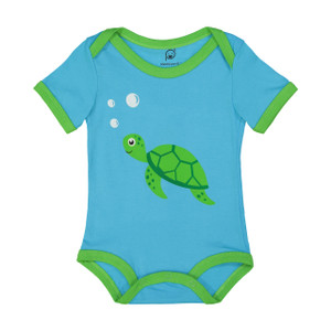 Sea Turtle Bodysuit Onesie