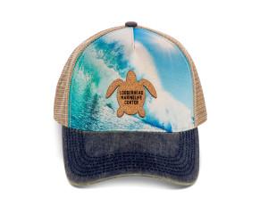 Wave Trucker LMC Hat - Turtle Patch