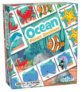 Ocean Picture Dominoes