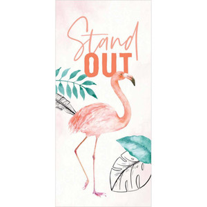 Stand Out Word Block