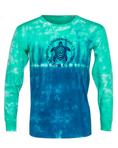 Pure Turtle Crinkle Men's Long Sleeve T-Shirt