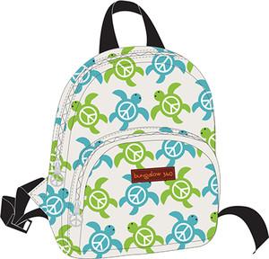 Sea Turtle Cotton Canvas Kids Back Pack