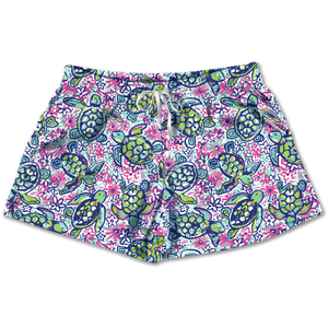 Sea Turtle Lounge Shorts