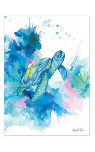 Honu Dream Greeting Card