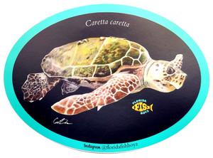 Florida Fish Boyz Stickers