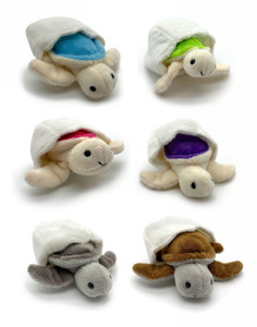 Happy Hatchlings Plush Turtle in Egg