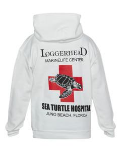 Sea Turtle Rescue Hooded Youth Sweatshirt