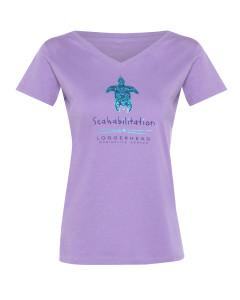 Seahabilitation Ladies V-Neck T-Shirt