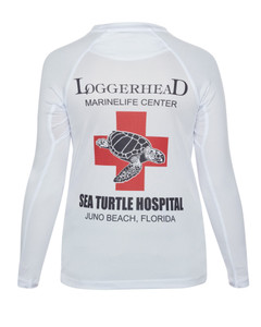 Youth Sea Turtle Rescue Performance Sun Shirt - UV Protection
