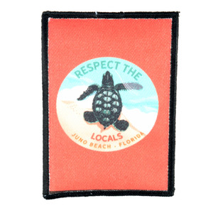 Respect The Locals Hatchling Patch