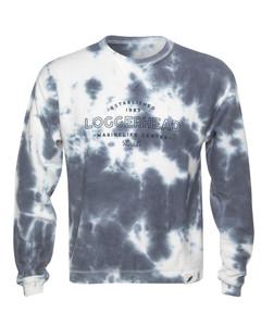Storm Tie Dye Long Sleeve Sweatshirt