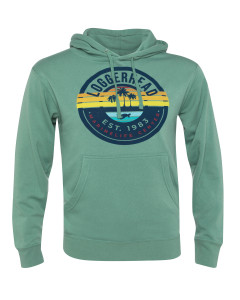 Con Crafted Unisex Legend Moss Hoody