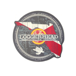State of Florida LMC Sticker