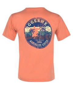 Cawley Sea Turtle Short Sleeve T-Shirt