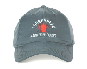 LMC Embroidered Red Sea Turtle Hat