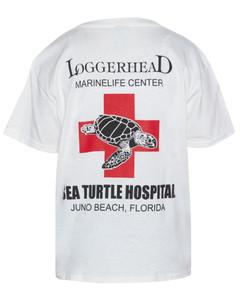 Sea Turtle Rescue Youth Shirt - Short Sleeve, Long Sleeve