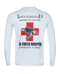 Unisex Sea Turtle Rescue Performance Sun Shirt - UV Protection