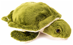 Stuffed Green Sea Turtle Plushie
